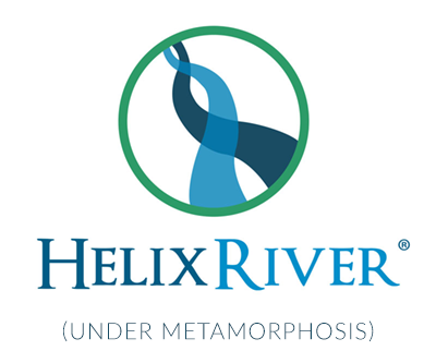 Helix River under metamorphosis